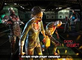 Screenshot of Dead Effect