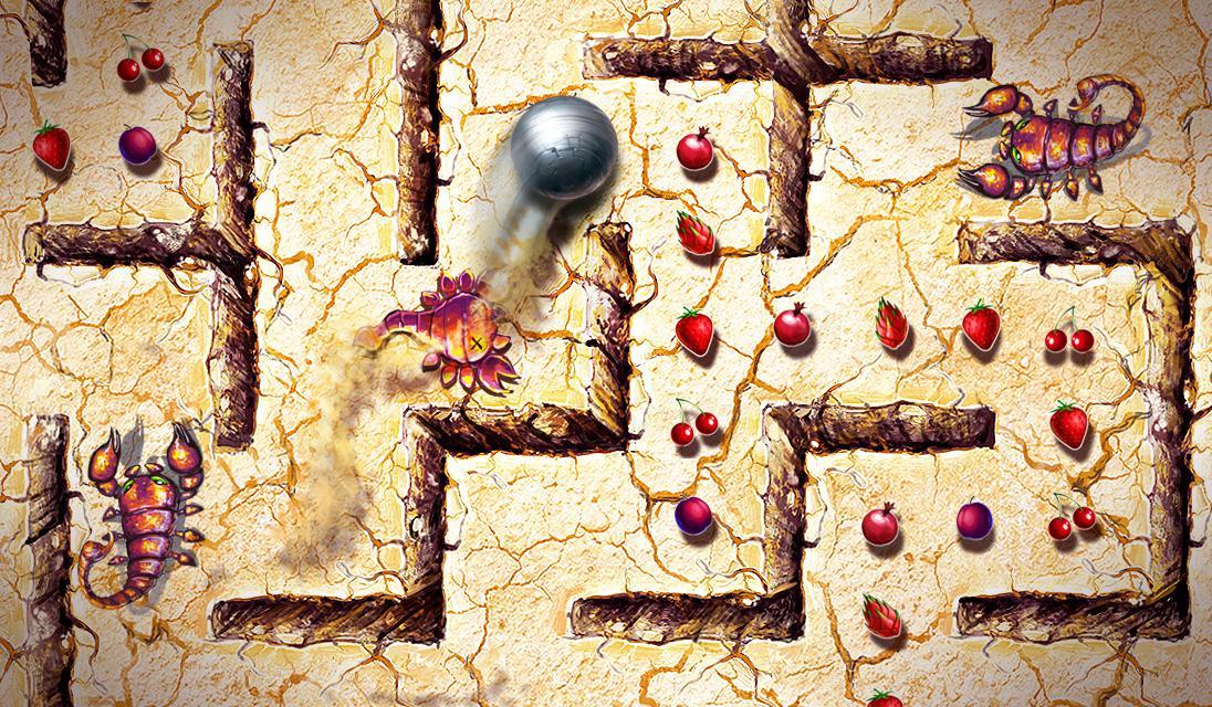 The Pacmen - screenshot