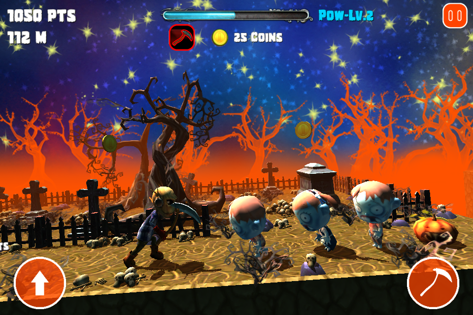 Scarecrow In Zombie Land- screenshot