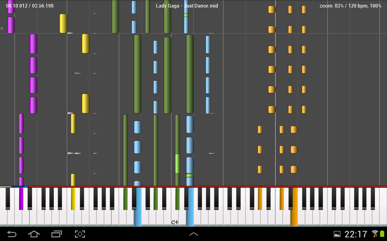 Midi Melody Amp Digital Piano Android Apps On Google Play