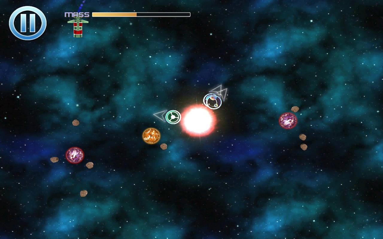 Galactic Lite - screenshot