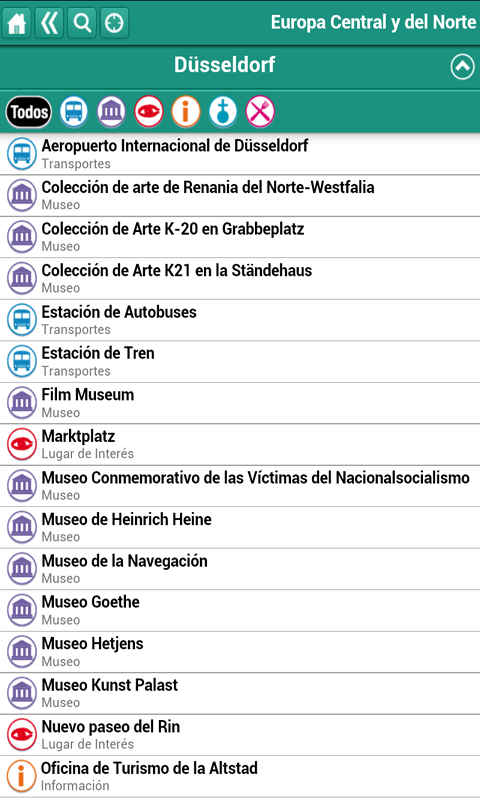 Europa Central Norte Politours- screenshot