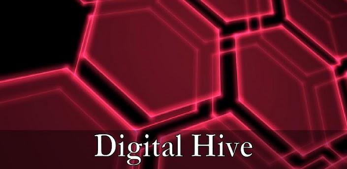 Digital Hive Live Wallpaper apk