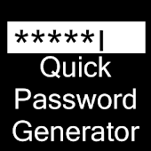 QPG (Quick Password Generator)