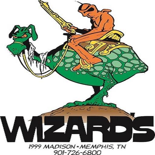 Wizard's Memphis LOGO-APP點子