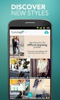 Screenshot of Styletag - Shopping Lookbook