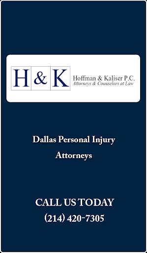 Hoffman Kaliser Accident App