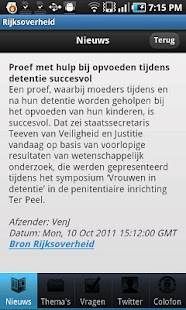 Rijksoverheid- screenshot thumbnail