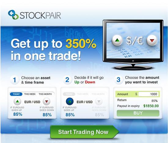 stockpair app