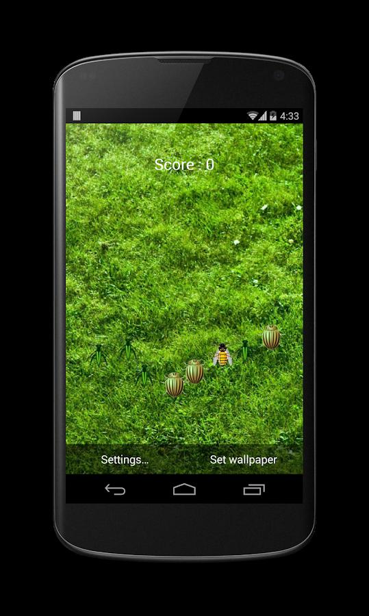 Bug Smasher - screenshot