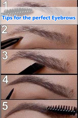 Tips For The Perfect Eyebrows