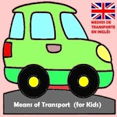 Means of transport ENGLISH