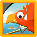 Birds Hunter Beach Archer icon