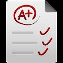 Exam Score Input icon