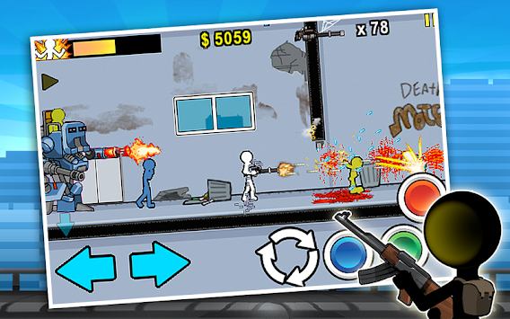 Anger of Stick 2 APK screenshot thumbnail 9