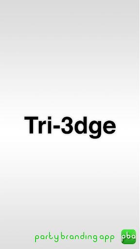 Tri-3dge