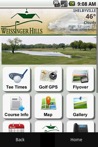 Weissinger Hills Golf Course