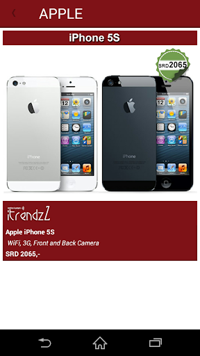 iTrendzZ mobiles and gadgets