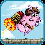 Jumpy Pig