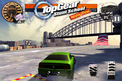 Top Gear: Stunt School SSR Screenshot 11