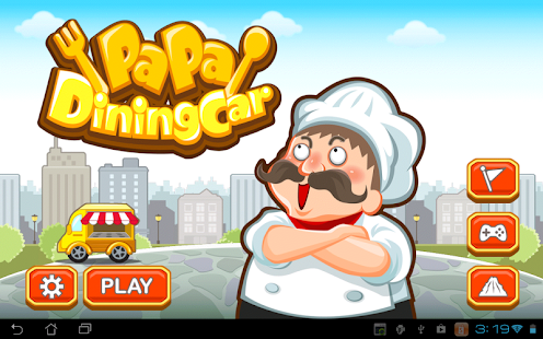 PaPa's Dining Car - screenshot thumbnail