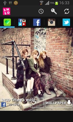 Girls Generation 소녀시대 SNSD SNS