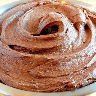 Chocolate-Nutella Cream Cheese Buttercream