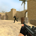 Sniper war (Special forces) logo
