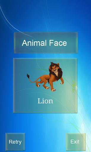 動物臉檢測