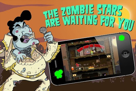 Crazy Bill: Zombie stars hotel - screenshot thumbnail