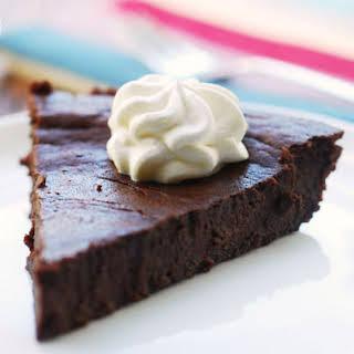 Crustless Chocolate Pie Recipes.