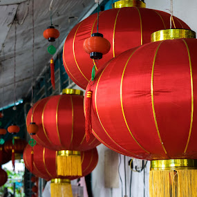 Lanterns by Loh Jiann - Artistic Objects Other Objects ( holiday, lanterns,  )