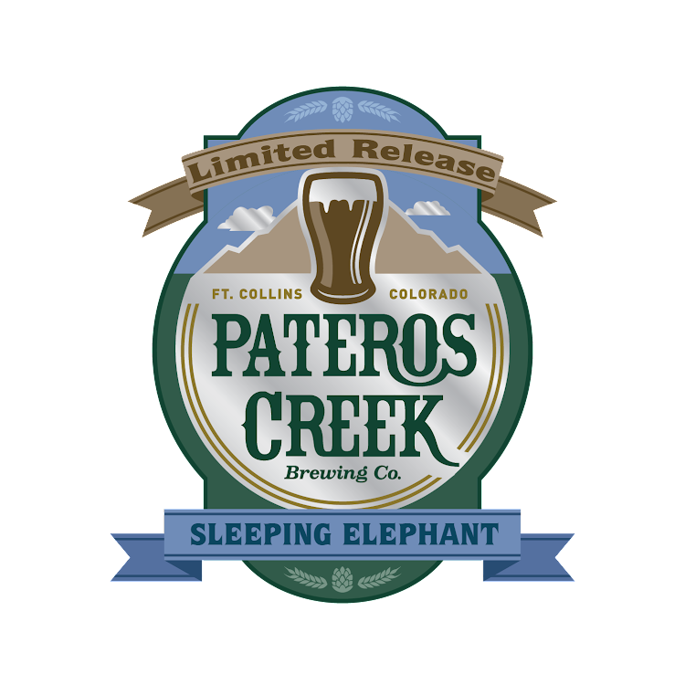Logo of Pateros Creek Sleeping Elephant