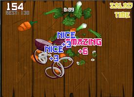 Screenshot of Fruit Veg Ninja