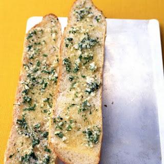 Crisp Garlic Bread