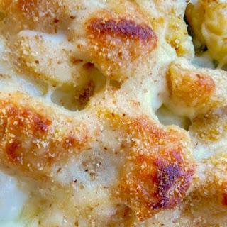 Baked Gnocchi Mac n' Cheese