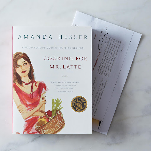 Cooking for Mr. Latte, Signed by Amanda Hesser