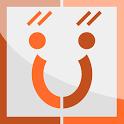 더블유 (Ux2) - 친구만들기, 인맥관리 icon