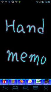 Handwritten notes Memo Free