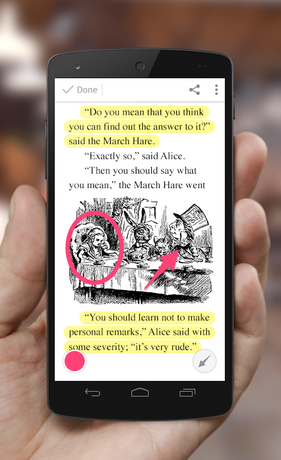 Skitch – Capture d'écran