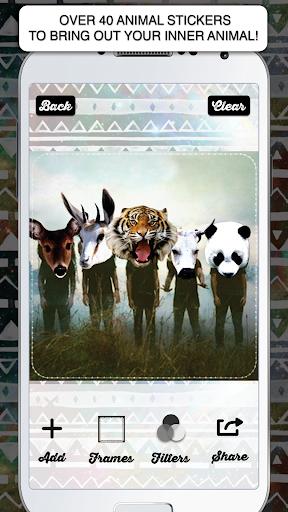 【免費攝影App】Animal Face-APP點子