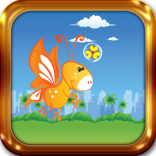 Flappy Butterfly 策略 LOGO-阿達玩APP