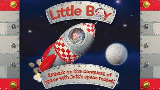 Jett's space rocket