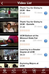 University of Central Missouri- screenshot thumbnail