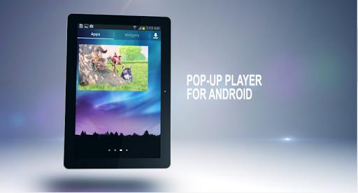 Lua Player HD POP-UP Player