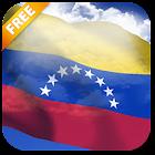 3D Venezuela Flag Live Wallpaper icon