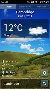 Weather Extra screenshot 4