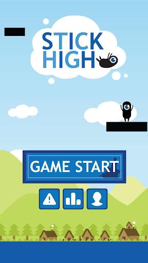 Stick High