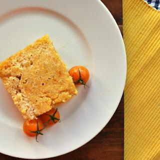 Spicy Tomato Corn Bread