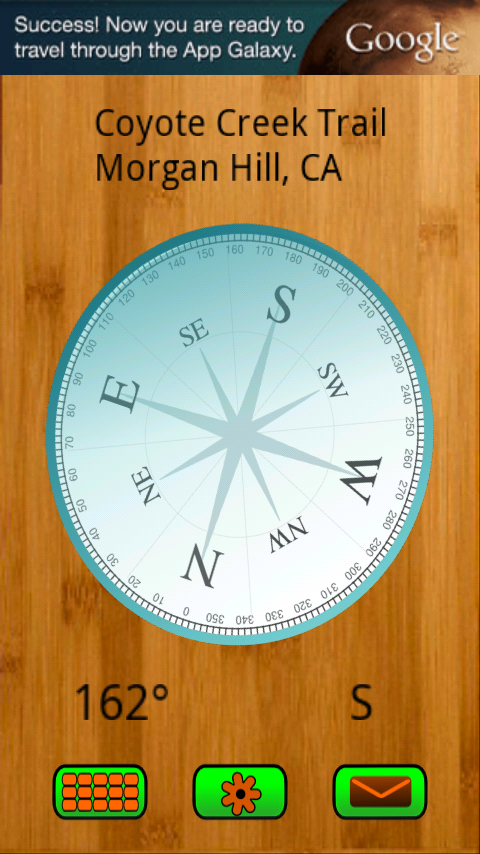 Compass & GPS- screenshot